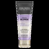 Bild: JOHN FRIEDA Sheer Blonde Colour Correct Anti-Gelbstich Spezial Shampoo