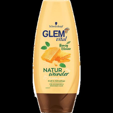 Schwarzkopf GLEM vital Naturwunder Kurbalsam Honig Elixier