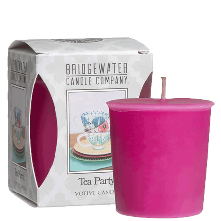Bridgewater Candle Company Votivkerze Tea Party