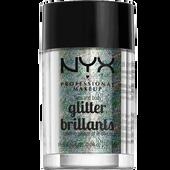 Bild: NYX Professional Make-up Face & Body Glitter Brillants crystal