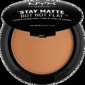 Bild: NYX Professional Make-up Stay Matte But Not Flat Powder FoundationStay Matte But Not Flat Powder Foundation deep olive