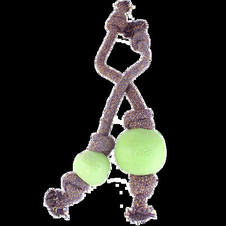 BeCo Pets Hundeball BeCo Ball mit Seil