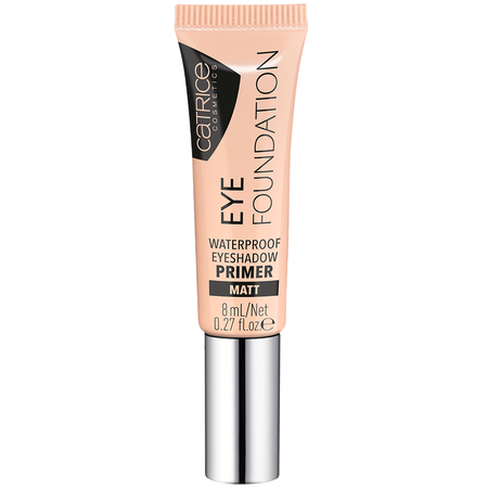 Catrice Eye Foundation waterproof eyeshadow primer matt