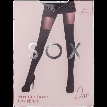 SOX Strumpfhose Overknee 60 DEN