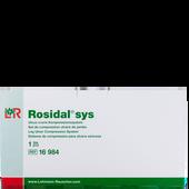 Bild: LOHMANN & RAUSCHER Rosidal® sys Ulcus cruris Kompressionssystem