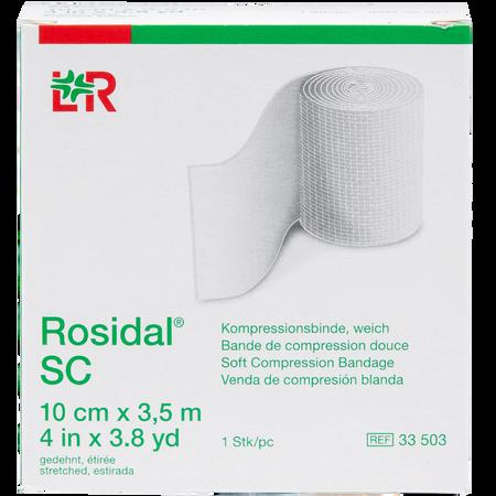 LOHMANN & RAUSCHER Rosidal® SC Kompressionsbinde weich 10 cm x 3.5 m