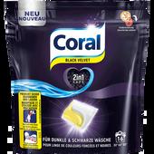Bild: Coral 2in1 Caps Black Velvet