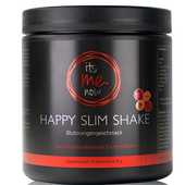 Bild: its me now Happy Slim Shake Blutorangengeschmack