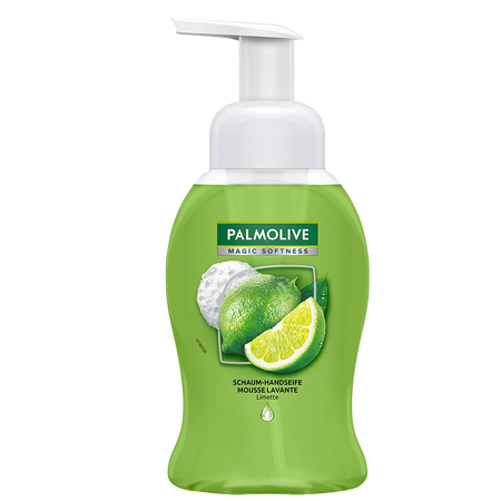 Palmolive Magic Softness Schaum-Handseife Limette Minze