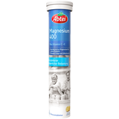 Bild: Abtei Magnesium Plus Vitamin C+E Brausetabletten 400