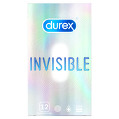 Bild: durex Invisible extra thin Kondome