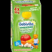 Bild: Bebivita Früchte-Trio & Karotte