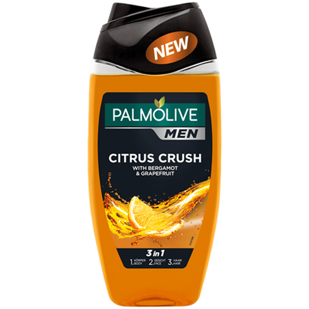 Palmolive Men Men Citrus Crush 3in1 Duschgel