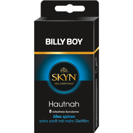BILLY BOY Skyn Hautnah extra feucht Kondome