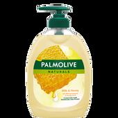 Bild: Palmolive Naturals milk & honey Handseife