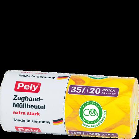 Pely Zugband-Multibeutel 35 Liter