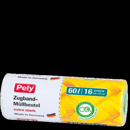 Pely Zugband-Multibeutel 60 Liter