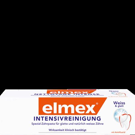elmex Intensiv Reinigung Spezial-Zahnpasta
