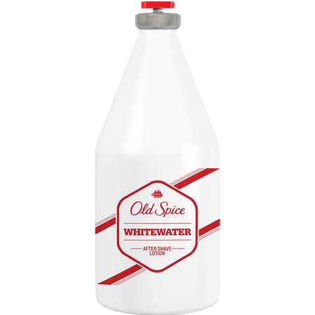 Old Spice Whitewater After Shave Lotion