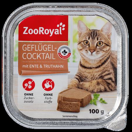 ZooRoyal Geflügel-Cocktail mit Ente & Truthahn