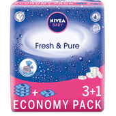 Bild: NIVEA Baby Feuchttücher Soft & Cream