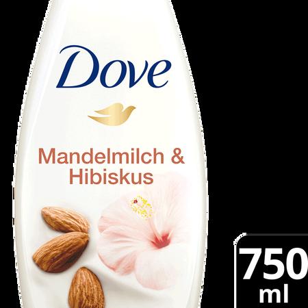 Dove Cremebad Mandelmilch