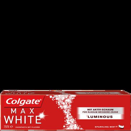 Colgate Max White Luminous Zahncreme