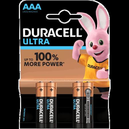 DURACELL Ultra Power Alkaline AAA Batterien