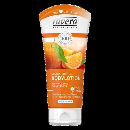 lavera Bodylotion Bio-Orange & Bio-Sanddorn