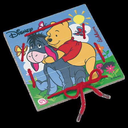 Winnie Pooh Fädel Lernspiel