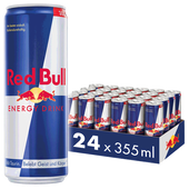 Bild: Red Bull Energy Drink 24er Palette
