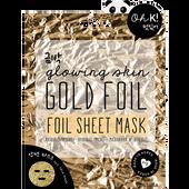 Bild: Oh K! Glowing Skin Gold Foil Sheet Mask