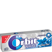 Bild: Orbit White Sweet Mint Kaugummi