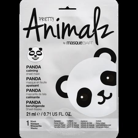 masque BAR Pretty Animalz Tuchmaske Panda