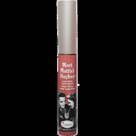 theBalm Meet Matt(e) Hughes Long-Lasting Liquid Lipppenstift
