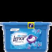 Bild: Lenor Waschmittel All in 1 Pods Aprilfrisch