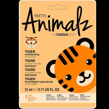 masque BAR Pretty Animalz Tuchmaske Tiger