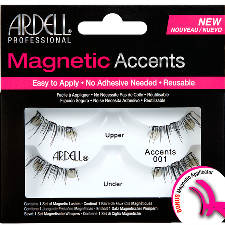ARDELL Magnetische Wimpern Magnetic Accents 001