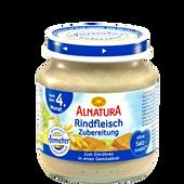 Bild: ALNATURA Rindfleisch Zubereitung
