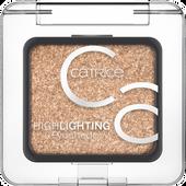 Bild: Catrice Highlighting Eyeshadow diamond dust