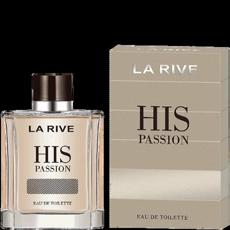 LA RIVE His Passion Eau de Toilette (EdT)