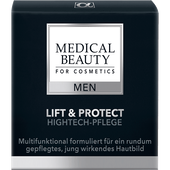 Bild: MEDICAL BEAUTY for Cosmetics Lift & Protect Hightech-Pflege