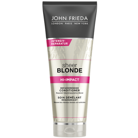 JOHN FRIEDA Sheer Blonde Hi-Impact Reparierender Conditioner