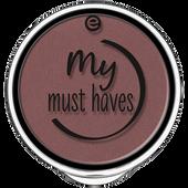 Bild: essence My Must Haves Eyeshadow mauvie-time!
