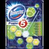 Bild: Domestos Power 5 WC Beckenstein Limette