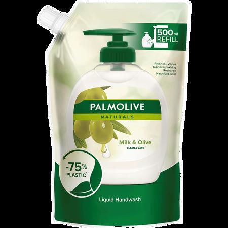 Palmolive Naturals Flüssigseife Olive & Milch Nachfüllung