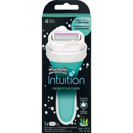 Wilkinson Intuition Sensitive Care Rasierer