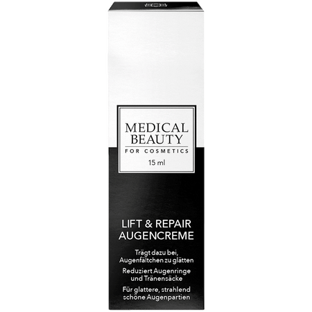 MEDICAL BEAUTY for Cosmetics Lift & Repair Augencreme