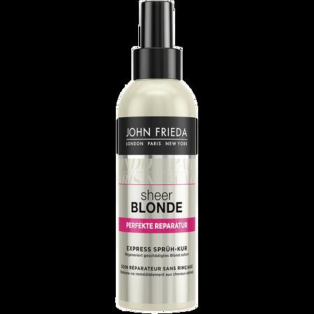 JOHN FRIEDA Sheer Blonde Express Sprüh-Kur perfekte Reparatur