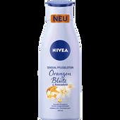 Bild: NIVEA Sensual Pflegelotion Orangen Blüte & Avocadoöl